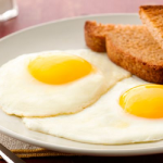 Do Fried Eggs Have the Same Health Benefit as Poached Eggs?